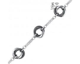 Bracelet céramique & acier Ceranity - 903-040.N