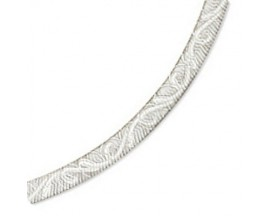 Collier argent Fontenay - AACG57N40