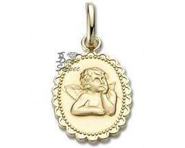 Médaille ange plaqué or GL Paris - Altesse - 100519401K3000