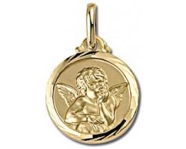 Médaille ange plaqué or GL Paris - Altesse - 100555501K3000