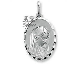 Médaille vierge argent GL Paris - Altesse - 100596811K6000