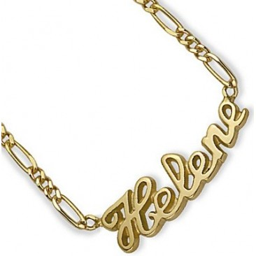 collier prenom paris