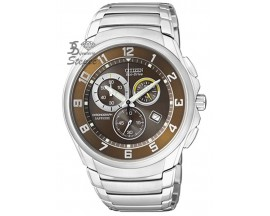 Montre homme Eco Drive Citizen - AT0697-56W