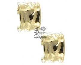 Boucles d'oreilles boutons or Ballet - BE1003CNJ00