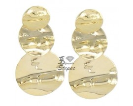 Boucles d'oreilles pendants or Ballet - BE1010CNJ00