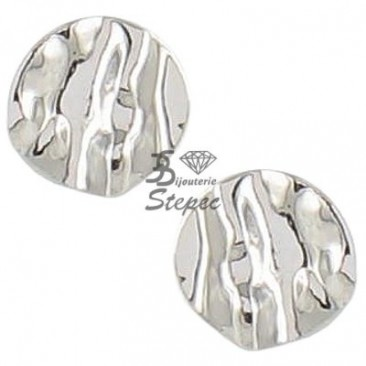 Boucles d'oreilles boutons or Ballet - BE1012CNG00