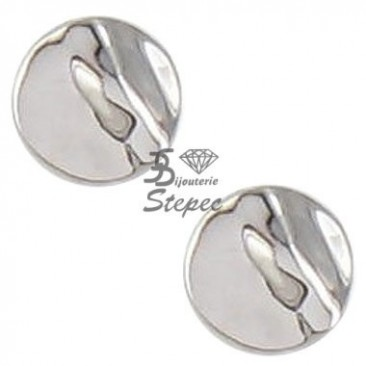 Boucles d'oreilles boutons or Ballet - BE1013CNG00