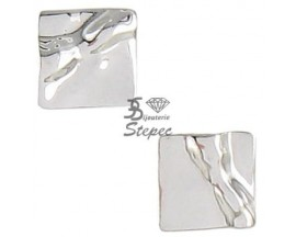 Boucles d'oreilles boutons or Ballet - BE1109CNG00