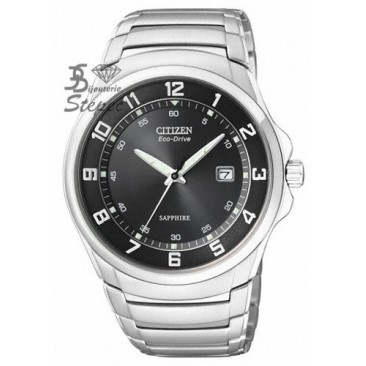 Montre homme Eco Drive Citizen - BM7040-59E