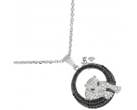 Collier argent Stepec - cBOTE