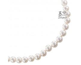 Collier perles Akoya Stepec - ckEPc-j
