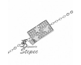 Bracelet argent Thierry Mugler - T52171Z
