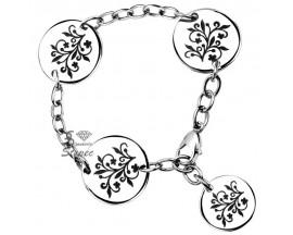 Bracelet acier Pierre Lannier - JB01A230