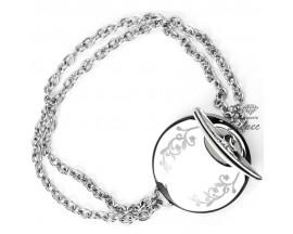 Bracelet acier Pierre Lannier - JB01A270