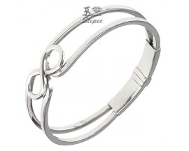 Bracelet rigide argent Una Storia - JO105103