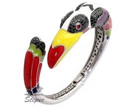 Bracelet rigide argent Una Storia - JO12144