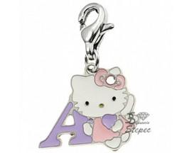 Charm acier Hello Kitty - K91028