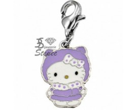 Charm acier Hello Kitty - K91050A