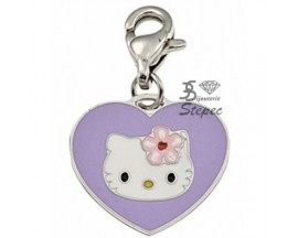 Charm acier Hello Kitty - K91051A