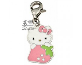 Charm acier Hello Kitty - K91055P