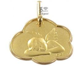Médaille ange or Lucas Lucor - R1389