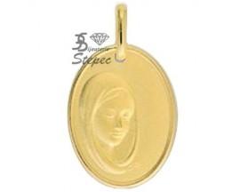 Médaille vierge or Lucas Lucor - R1403