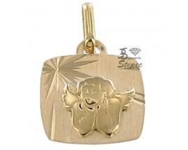 Médaille ange or Lucas Lucor - R1476