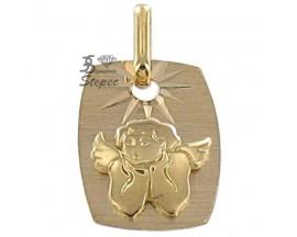 Médaille ange or Lucas Lucor - R1489