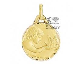 Médaille ange or Lucas Lucor - R3368