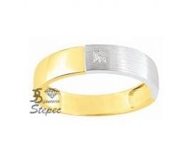 Bague solitaire or diamant(s) Stepec - RE080XB4
