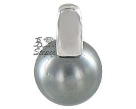 Pendentif perle de Tahiti or Stepec - SE17/13 G