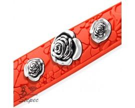 Bracelet Silicone et acier ligne Plastique Miss Sixty - SMOQ04