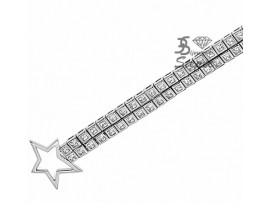 Bracelet argent Thierry Mugler - T52164Z