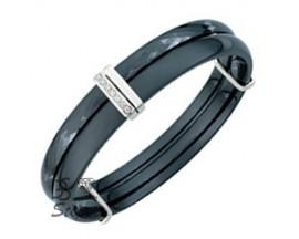 Bracelet céramique & or Guy Laroche Joaillerie - TI714GCNB