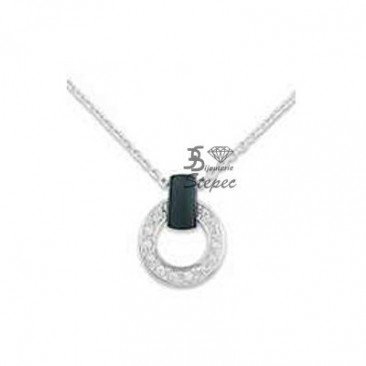 Collier céramique \u0026 or Guy Laroche Joaillerie , TK511GCNB