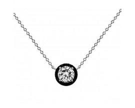 Collier argent Phebus - 70700149