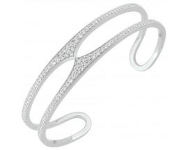 Bracelet argent empierré Element of Life - ASBZ65Z