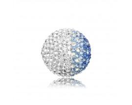 Boule sonore strass bleu et blanc Engelsrufer - ERS-07-ZI-L