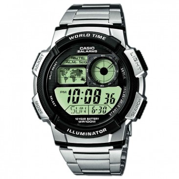 Montre homme Collection Casio - AE-1000WD-1AVEF