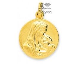 Médaille vierge or Robbez Masson - 20319