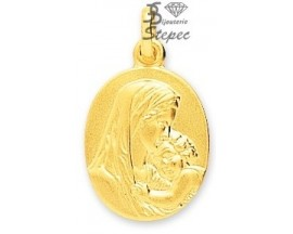 Médaille vierge or Robbez Masson - 20321