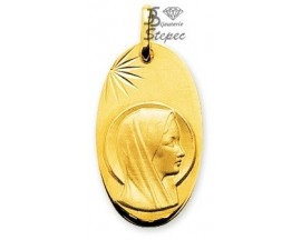 Médaille vierge or Robbez Masson - 20380