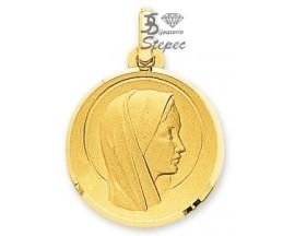 Médaille vierge or Robbez Masson - 20468