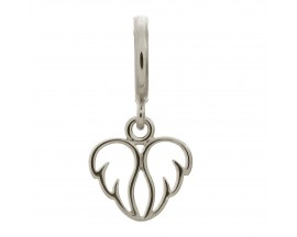 Charm argent Endless Angel Wings - 43208