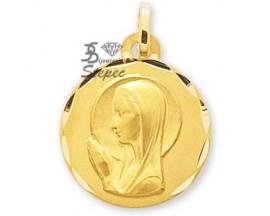 Médaille vierge or Robbez Masson - 20713