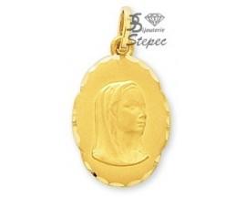 Médaille vierge or Robbez Masson - 20721