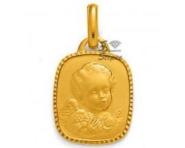 Médaille ange plaqué or GL Paris - Altesse - 208553301K3000