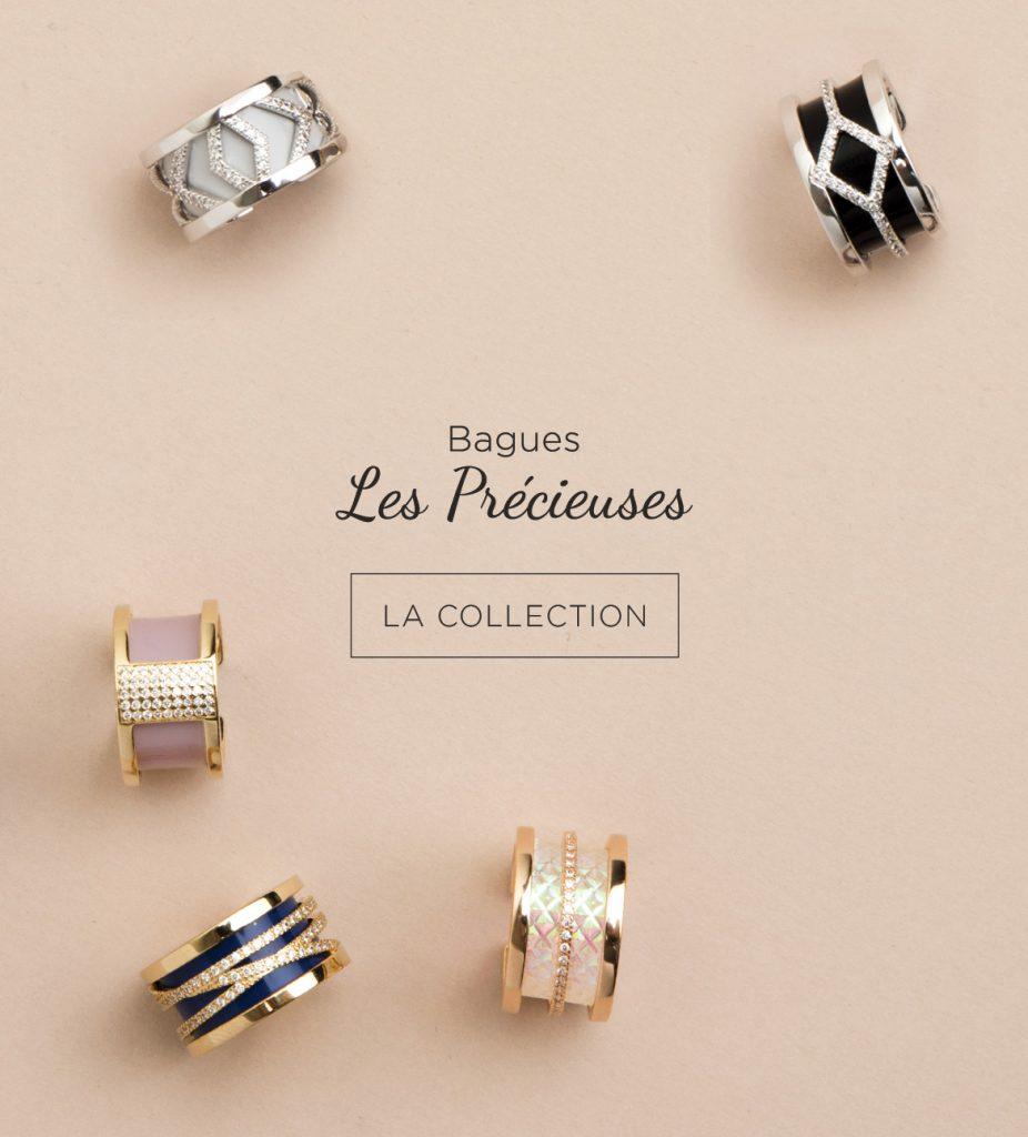 code promo 5cb2c 2e255 Bagues et bracelets personnalisables Les Georgettes ...
