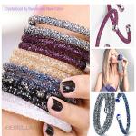 #BEBRILLANT  Collection Crystaldust, votre préférence !