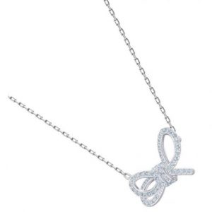 Collier Lifelong Bow Swarovski